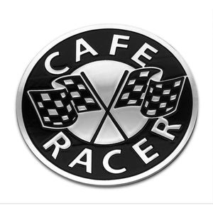 Cafe Racer - Petrol Tank / Side Panel Emblem