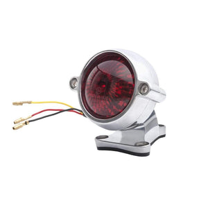 Eldorado LED Tail Light + Fender Mount Kit - Polished finish