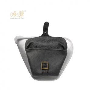 Alo's Leather & Aluminium Side panel - LHS