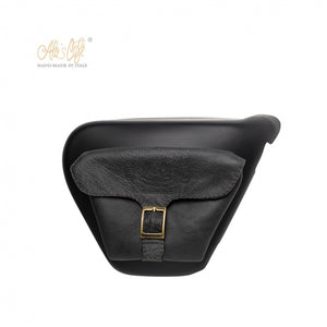 Alo's Leather & Aluminium Side panel - RHS