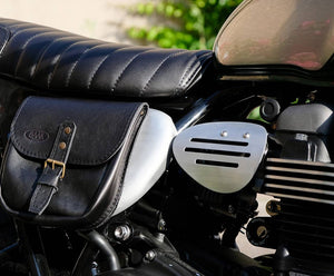 BAAK - Air Intake covers for Liquid Cooled Triumph 900's 2016 onwards