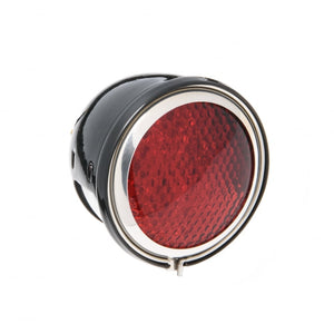 Miller 'Clean' Taillight Unit - Black Housing - LED