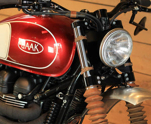 BAAK - Rectifier / turn indicators / horn bracket for Triumph (pre- 2016)