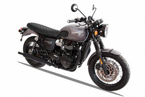 "The ""Essential"" Slim Seat for new Triumph Liquid Cooled 2016+"