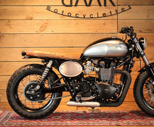 BAAK - Side Number plate assy for pre-2016 air-cooled Triumphs