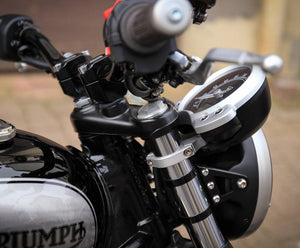BAAK - Side speedometer holder for Triumph Street Twin / Street Scrambler