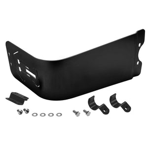 Sump Guard - Bash Plate - Skid Plate - Triumph T - Black