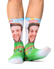 Arthur Christmas Socks