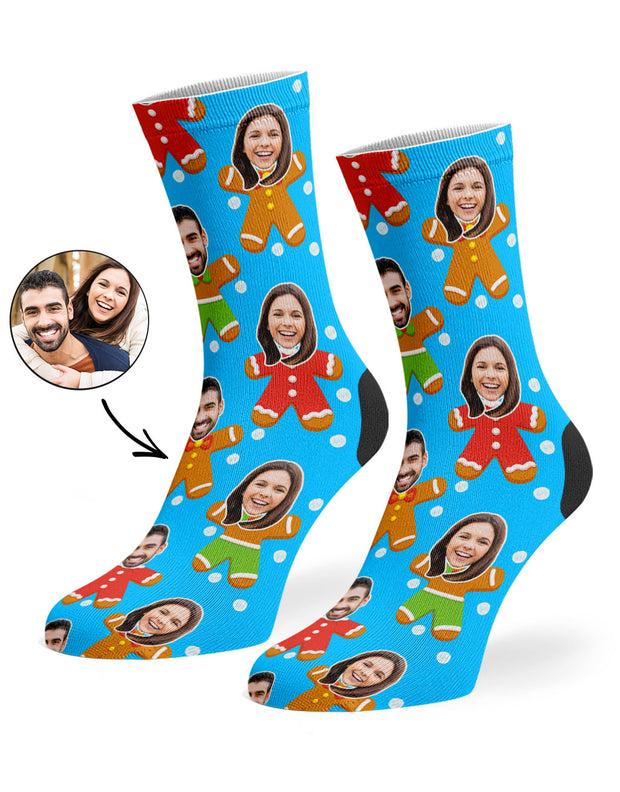 Gingerbread Me Socks
