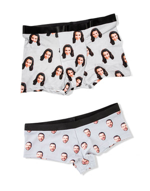 Face Underwear Set