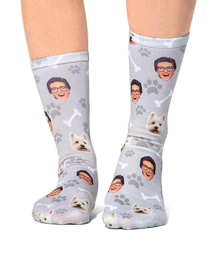 Dog & Owner Socks