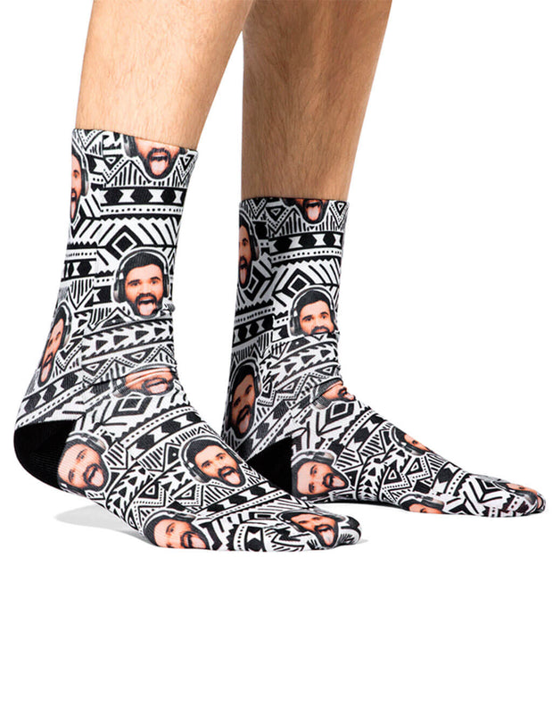 Tribal Aztec Socks