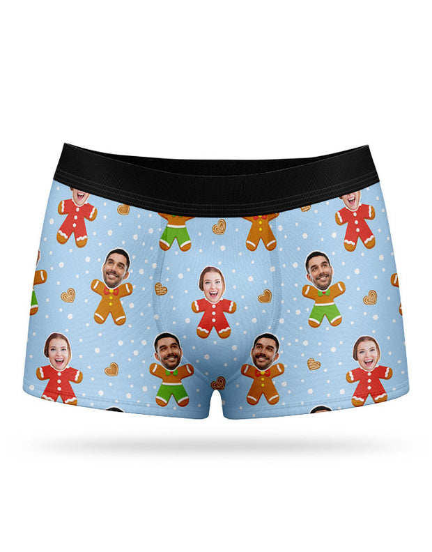 Gingerbread Me Boxers
