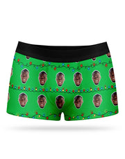 Christmas Lights Boxers