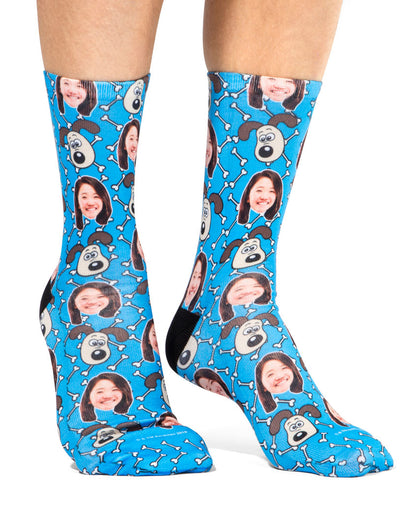 Gromit Socks