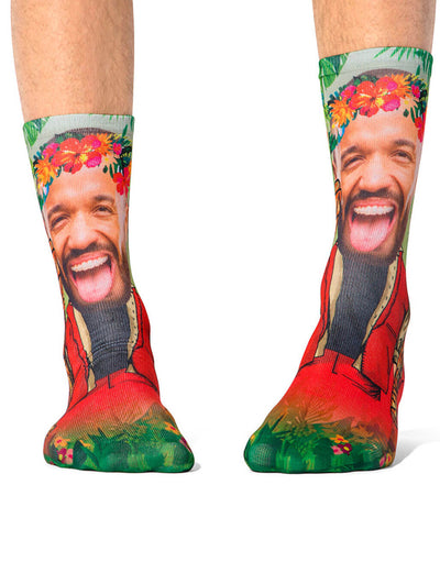 King Of The Jungle Socks