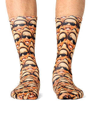 Face Mash Socks