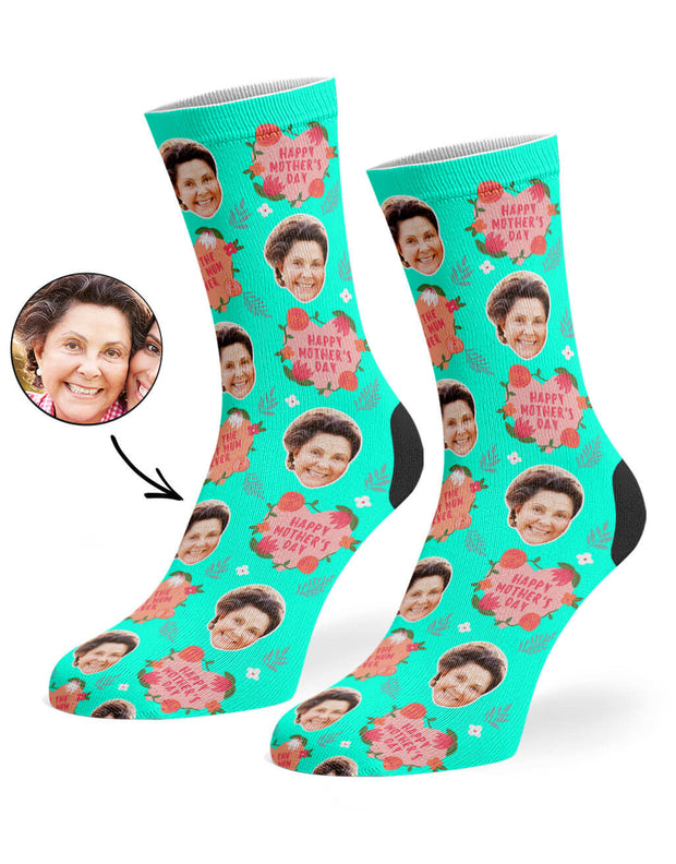 Happy Mother's Day Socks