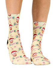 Naughty & Nice Socks