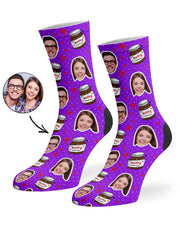 Nutty About You Socks