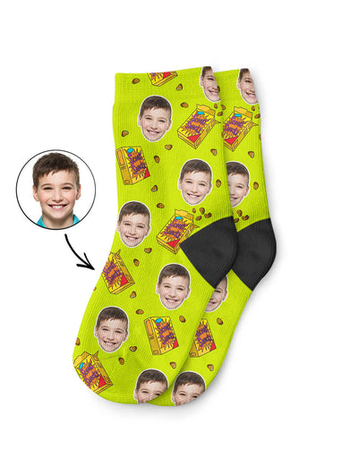 Scooby Snacks Kids Socks