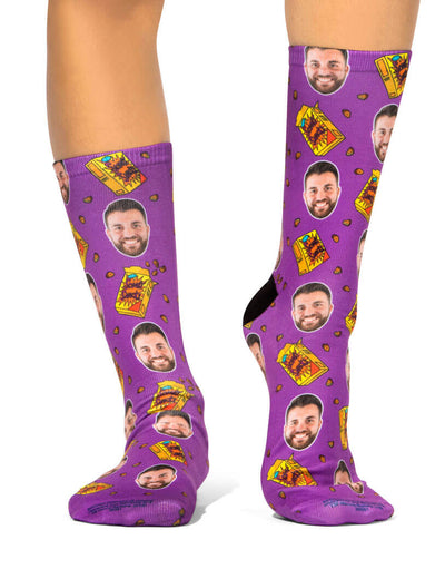Scooby Snacks Socks