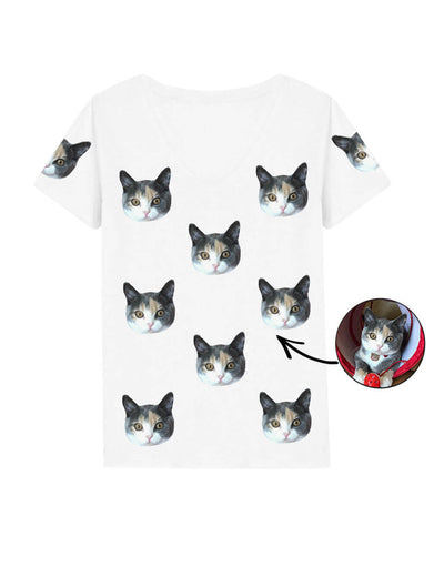 Your Cat Womens T-Shirt