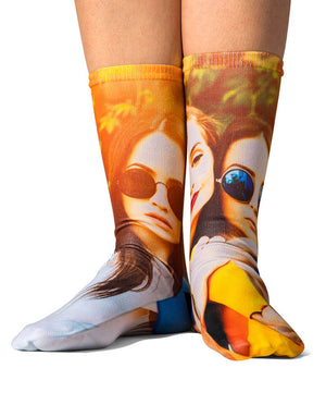 Your Photo on Socks