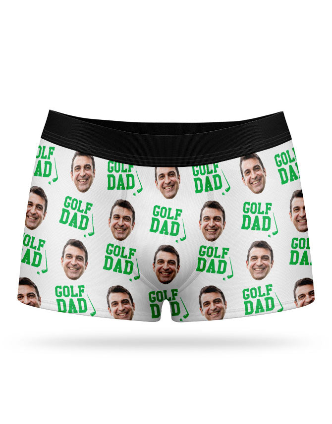 Golf Dad Boxers