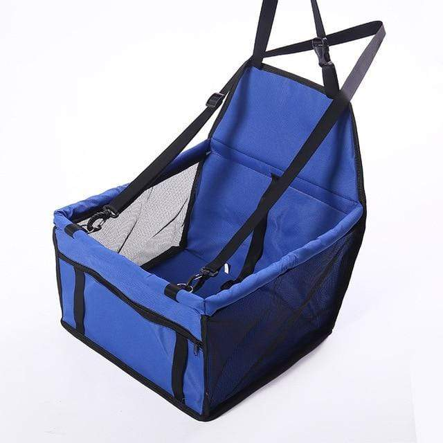 Blue / 40x30x25cm / China Travel Dog Car Seat Cover or Folding Hammock for small dog
