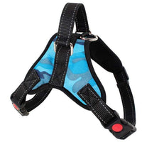 CAMOUFLAGE 2 / S Nylon Dog Harness