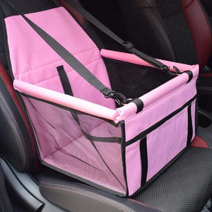Pink / 40x30x25cm / China Travel Dog Car Seat Cover or Folding Hammock for small dog