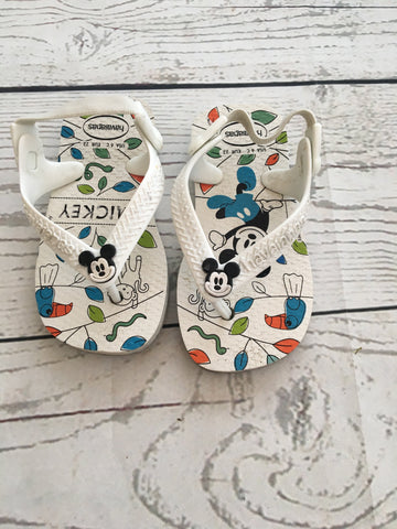 Shoes water swim Elmo toddler boys size 11-12M EUR 29-30 new  fabric upper