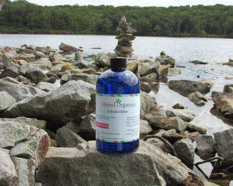 Hesed Colloidal Silver - hasedorganics