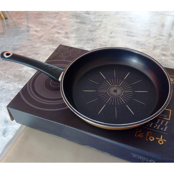 Energy Pan With 5 Layers of Diamond coating that allows 4 times more heat conductive than most cookware - hasedorganics