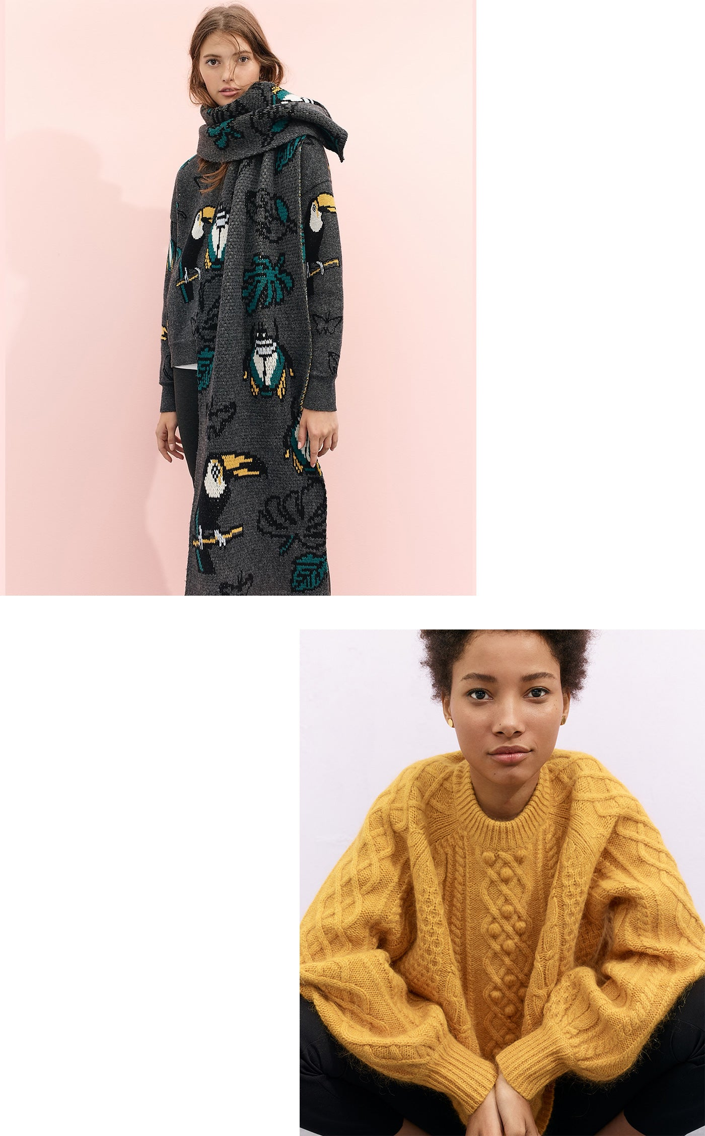a0b23c082fce Introducing our exclusive line of quirky-cool knits with J.Crew! Shop the  collab now on jcrew.com | Photos courtesy of J.Crew © 2018