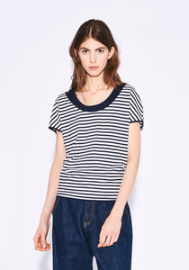Caribel Stripe Top