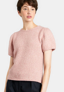 Carine Twist Top