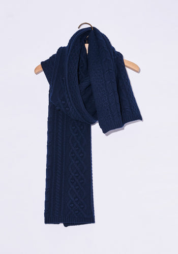Thierry Scarf - Navy