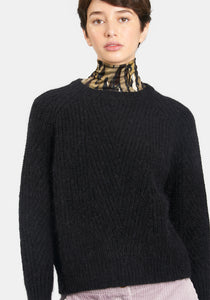 Chelsea Wool Mohair Sweater
