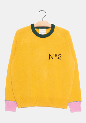 The Pencil Sweater No.2 - DEMYLEE x CW Pencil Enterprise