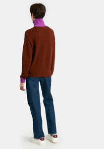 Elise Turtleneck Sweater