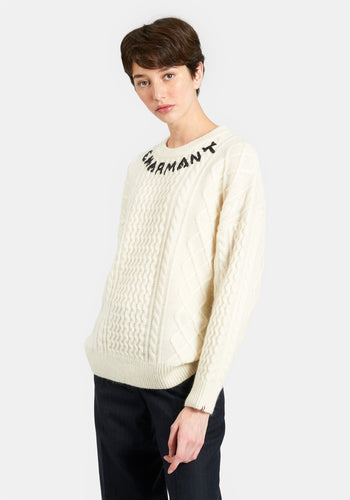 Clare V. x DEMYLEE Charmant Pullover