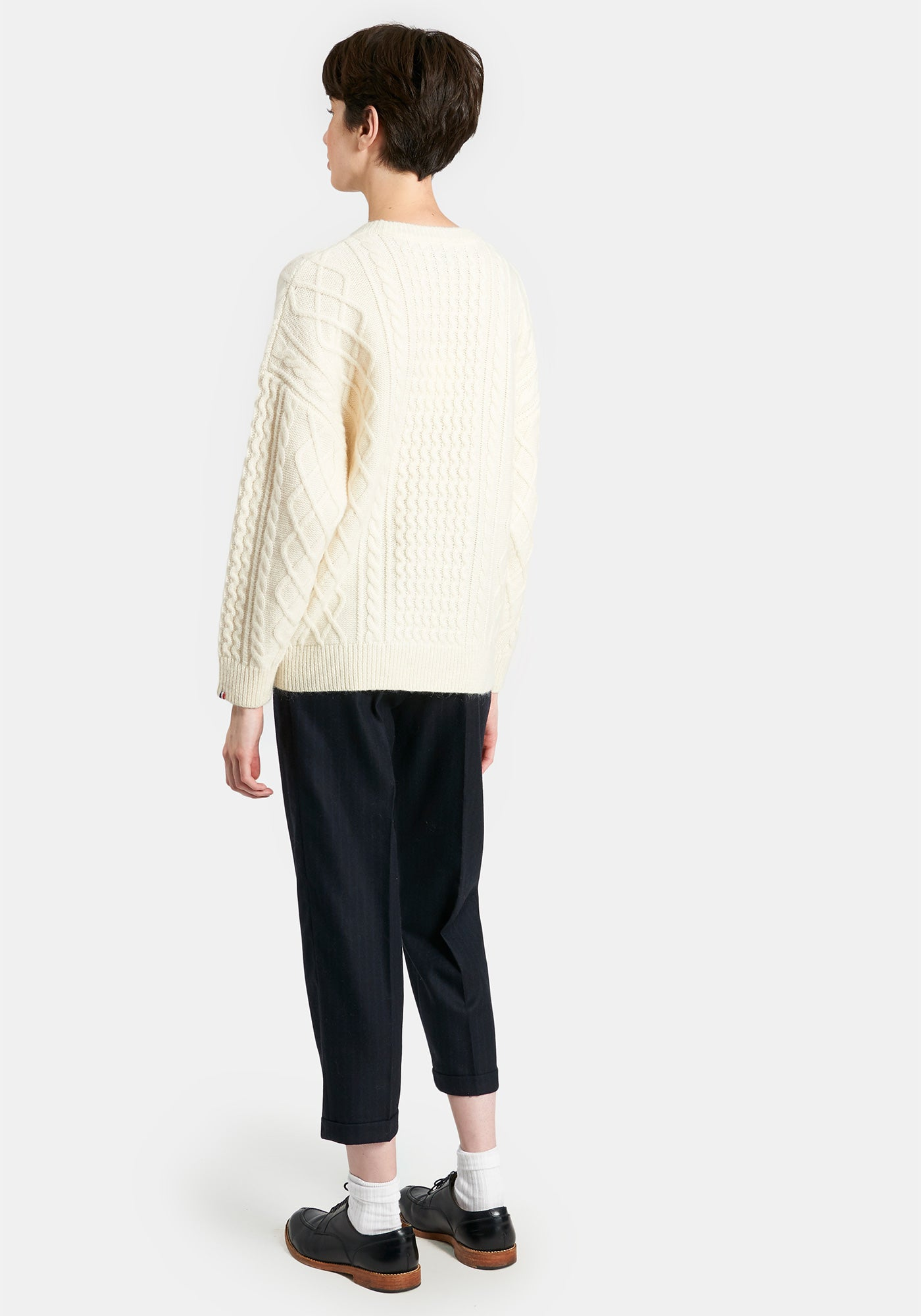 Charmant Pullover - Clare V. x DEMYLEE