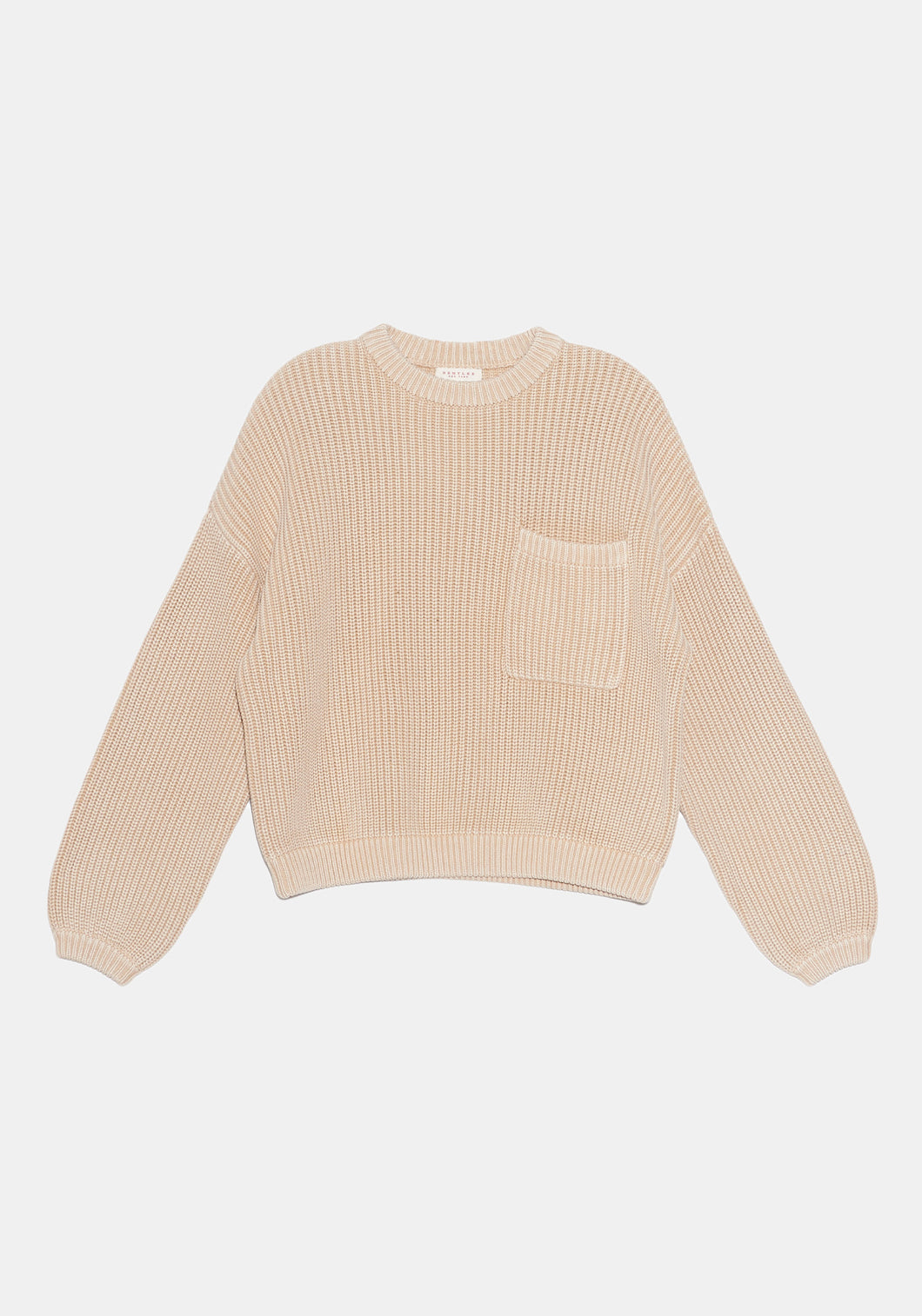 Grant Sweater - Vanilla