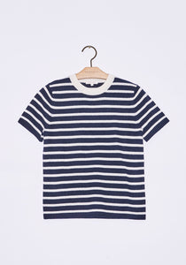 Helenne Stripe Top