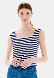Kiana Stripe Top