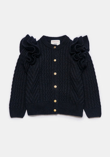 CLARE V. x DEMYLEE Nora Cardigan