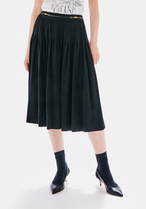 Celine Pleated Skirt