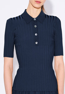 Verna Polo Top